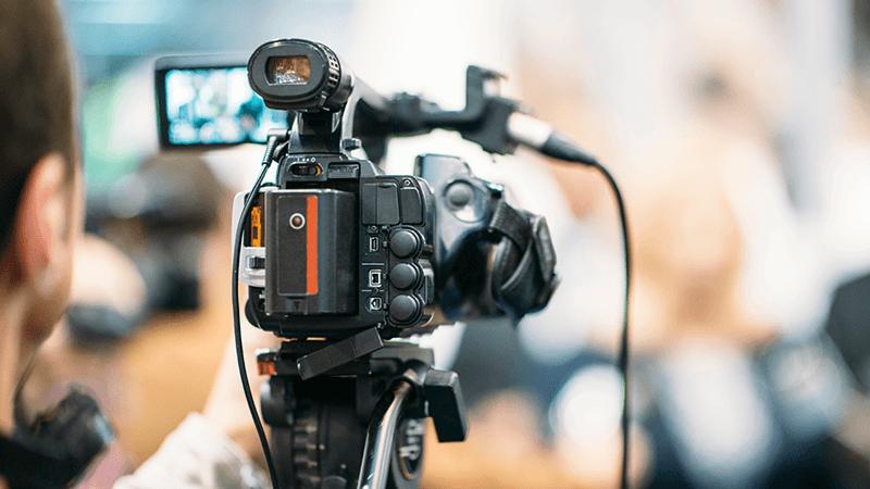 記録映像制作業務