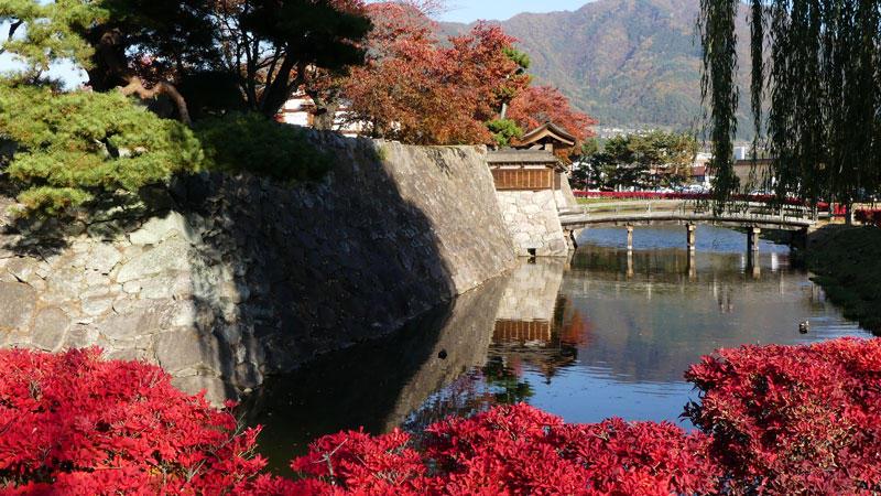 秋の信州!武田・真田ゆかりの地を巡る