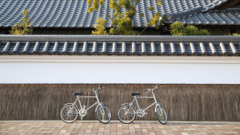 自転車で名古屋探索!レトロ写真旅
