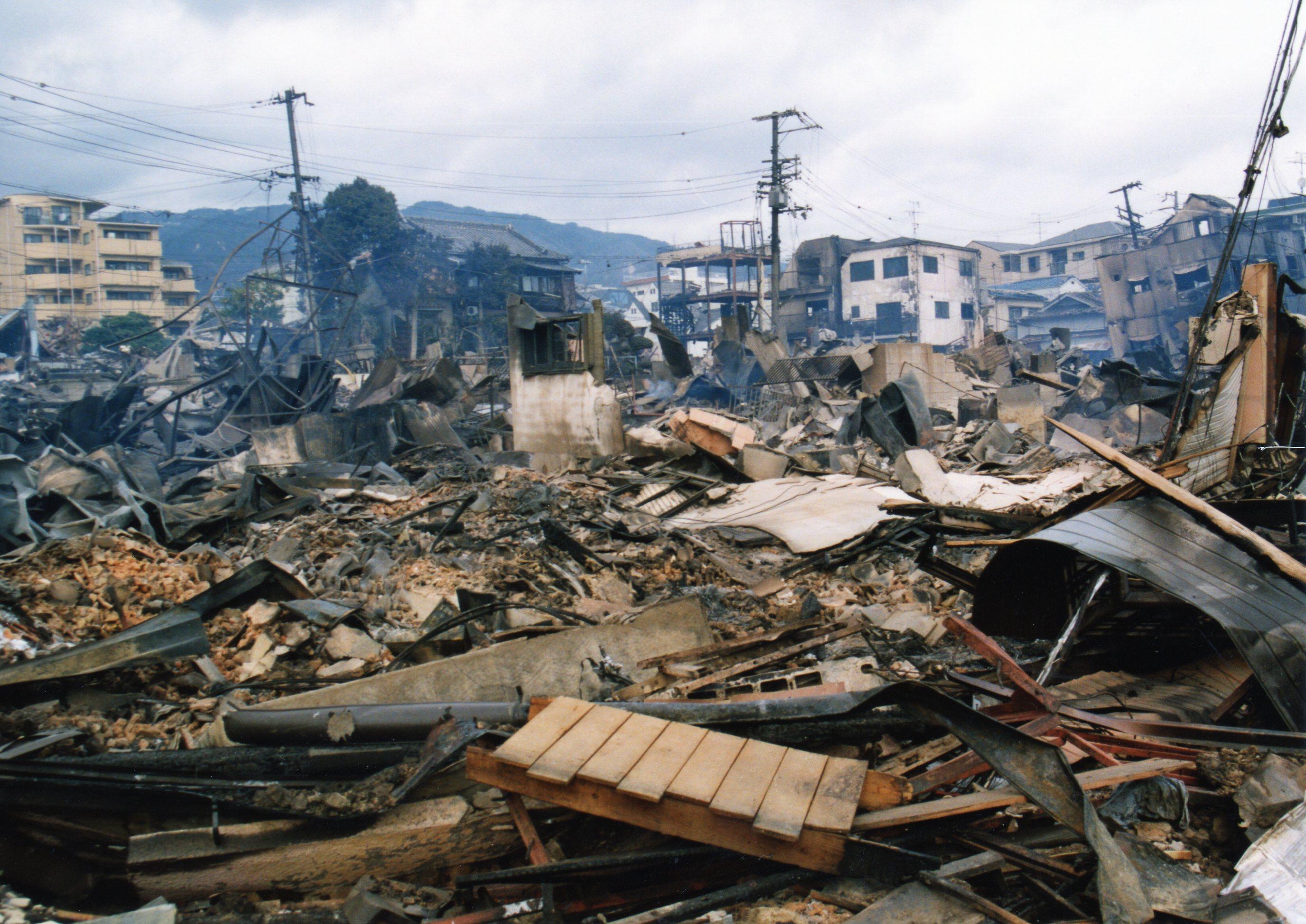 ライフラインの災害被害軽減と一日も早い復旧のために