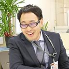 技術戦略推進室 松野室長