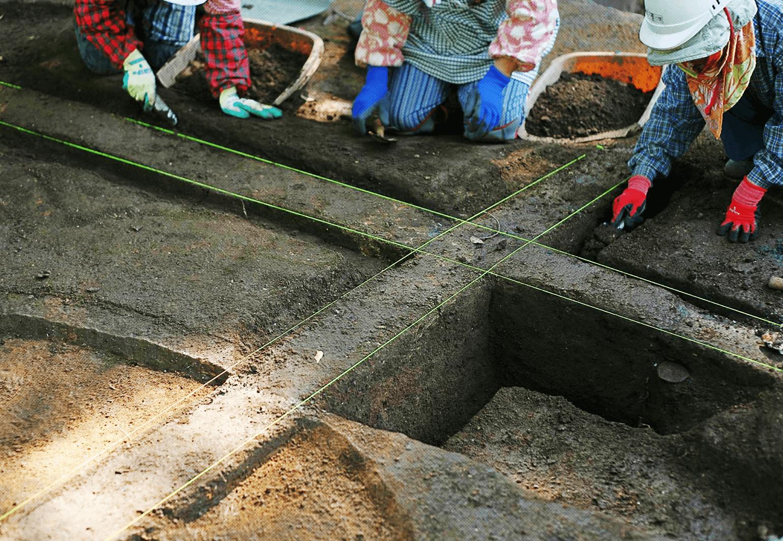 埋蔵文化財イメージ
